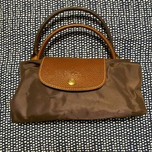 Longchamp Le Pliage Olive Green